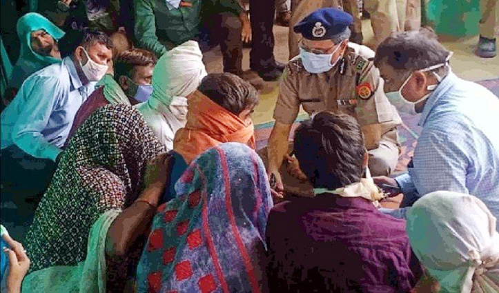 #Hathras_Case : आरोपियों ने जेल से लिखी चिट्ठी – हम बेकसूर, ये ऑनर किलिंग का मामला