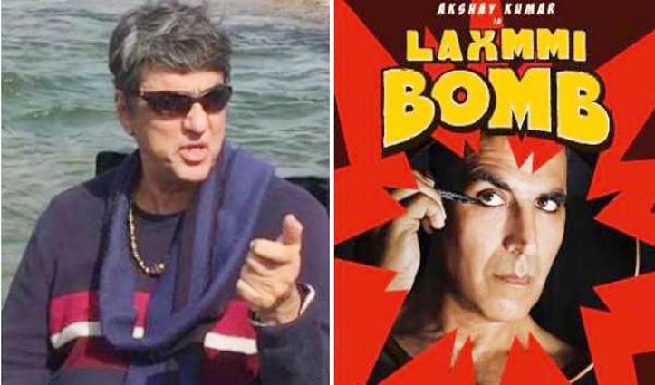#Laxmi_Bomb पर फूटा मुकेश खन्ना का गुस्सा, बोले – कोई 'अल्लाह बॉम्ब' या 'बदमाश जीसस' रख सकता है नाम