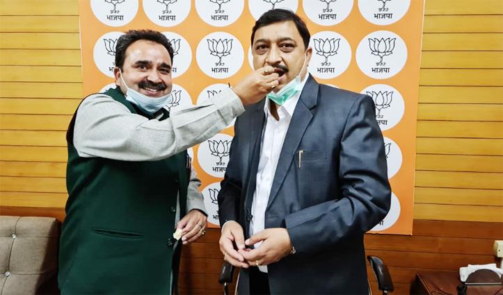हिमाचल प्रदेश स्टेट कोऑपरेटिव डेवलपमेंट फेडरेशन लिमिटेड के अध्यक्ष बने Ratan Pal Singh