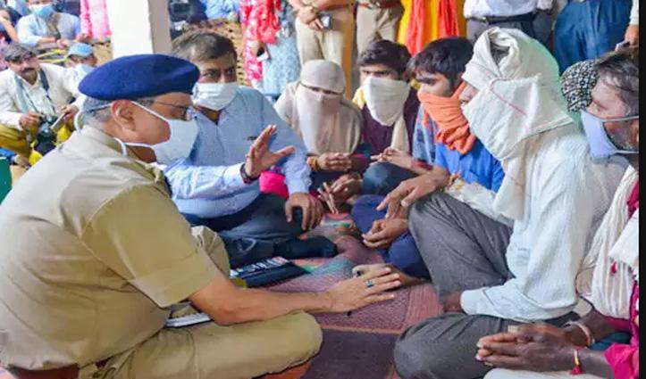 #Hathras_Gangrape_case : जांच के लिए SIT को मिली और 10 दिन की मोहलत