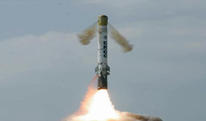 भारत ने परमाणु संपन्न 'शौर्य' मिसाइल का किया सफल परीक्षण; 800KM दूर टारगेट को बना देती है राख