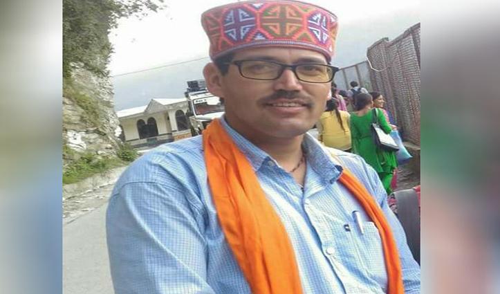 बंजार से BJP MLA सुरेन्द्र शौरी कोरोना पॉजिटिव, Home Isolation में
