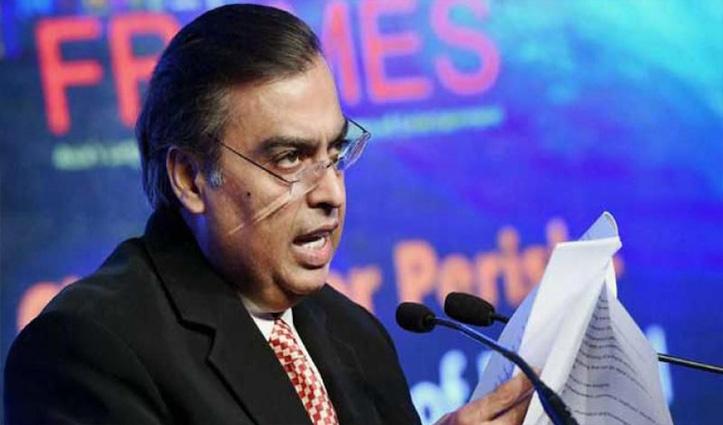 भारत करेगा चौथी औद्योगिक क्रांति की अगुवाई, जल्द ही लॉन्च की जाएंगी 5जी सर्विस: मुकेश अंबानी