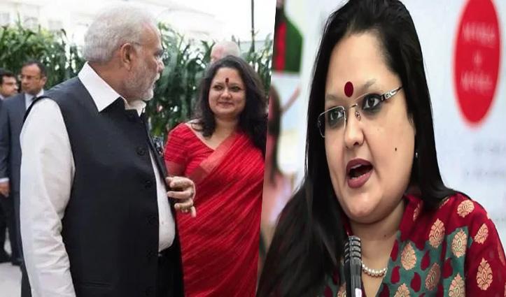 भारत में FB की पब्लिक पॉलिसी डायरेक्टर अंखी दास का इस्तीफा; लगा था BJP का पक्ष लेने का आरोप!