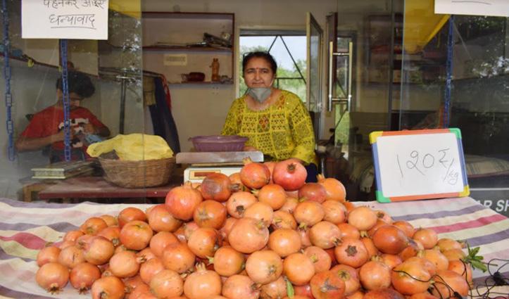 मेहनत के चटक रंगों से अपनी किस्मत सजा रहे हैं ईसपुर के अजय शर्मा