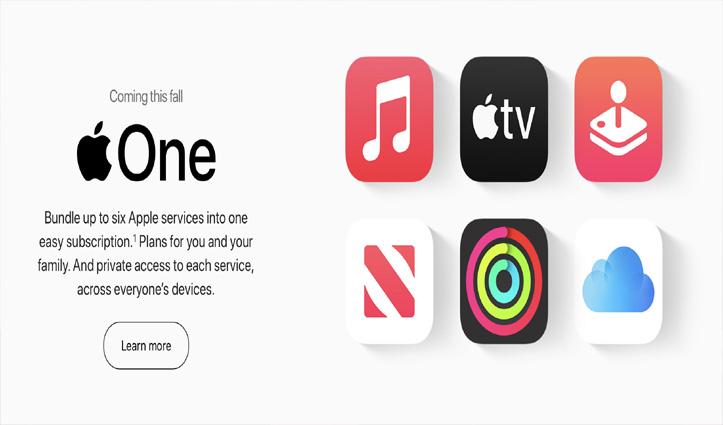 भारत में लॉन्च हुआ Apple One सब्सक्रिप्शन प्लान; जानें कीमत और बहुत कुछ