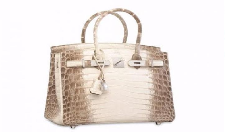 दुनिया का सबसे कीमती Bag : करोड़ों रुपए में हुआ नीलाम, जानिए क्या है खासियत