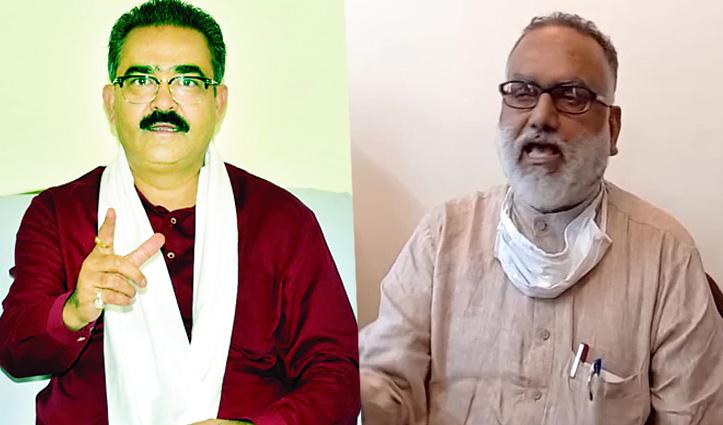 बिक्रम की Sushant को सलाहः मर्यादाओं के अनुरूप करें व्यवहार, जनता सब जानती है
