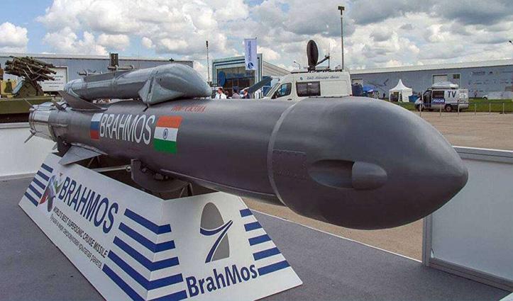 नौसेना की ताकत बढ़ीः INS चेन्नई ने किया ब्रह्मोस सुपरसोनिक क्रूज मिसाइल का सफल परीक्षण