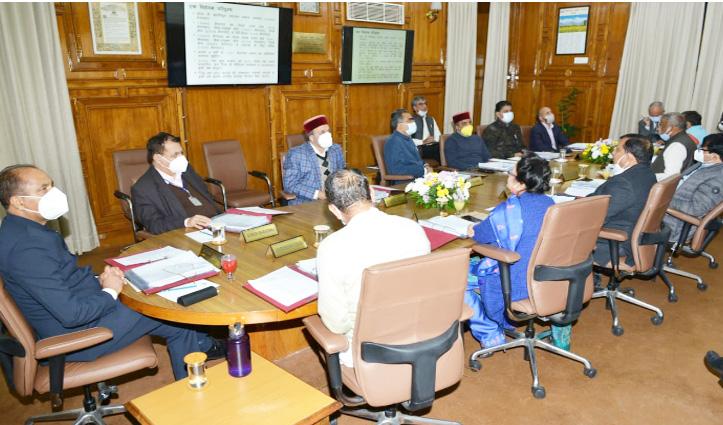#Cabinet: हिमाचल में स्कूल खोलने को लेकर बड़ा फैसला, प्रमोट होंगे College के छात्र