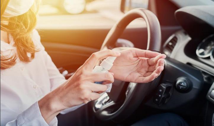 अगर आप भी रखते हैं अपनी कार में #Sanitizer तो इस खबर को जरूर पढ़ें