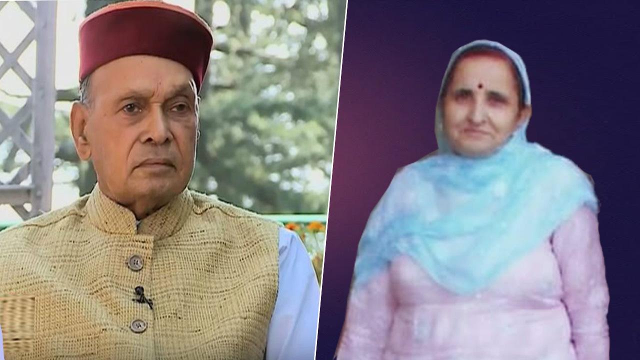 पूर्व सीएम प्रेम कुमार धूमल ने Dr. Rajesh की माता के निधन पर जताया शोक