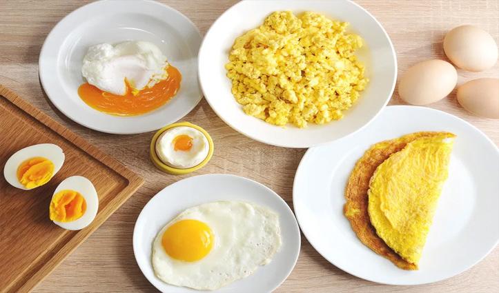 अंडा खाने के हैं शौकीन तो भूलकर भी ना करें ये गलतियां; सेहत बनने के बजाय हो जाएगा नुकसान