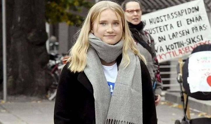 एक दिन के लिए फिनलैंड की PM बनाई गई 16 वर्षीय लड़की; वजह जानें