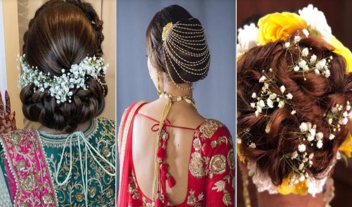 #KarwaChauthSpecial : इस बार ट्राई करें ये #Trendy_Hairstyle, नहीं हटेगी पतिदेव की नजर