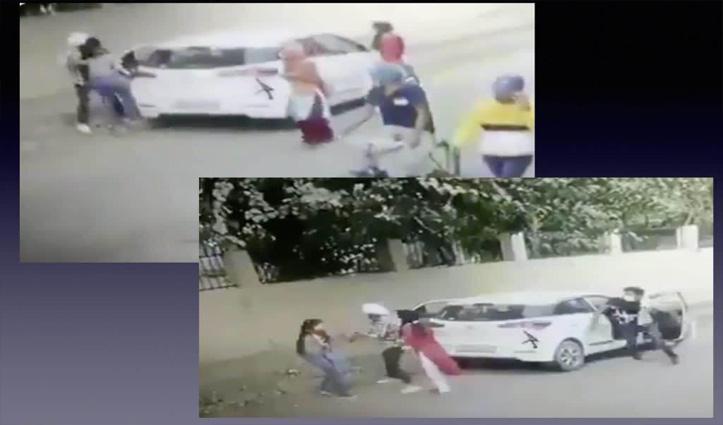 हरियाणा लव जिहाद-मर्डर: छात्रा को अगवा करने में हुआ नाकाम, तो गोली मारी ले ली जान; देखें #Video