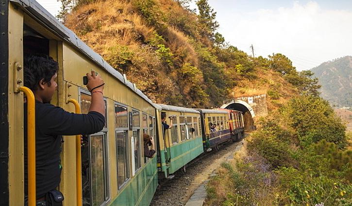 #Corona महामारी के बीच कालका-शिमला रेलवे ट्रैक पर इस दिन से दौड़ेगी Toy Train