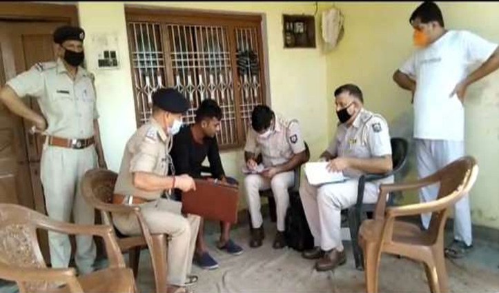 Indora में 24 साल के युवक की हत्या, खून से लथपथ हालत में सड़क किनारे मिला शव