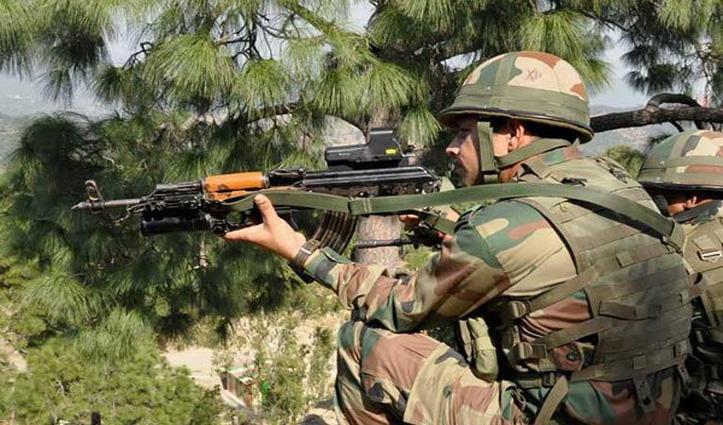 J&K: कठुआ में Pak की ओर से गोलीबारी, हंदवाडा में 2 आतंकी संगठनों के 3 मददगार अरेस्ट