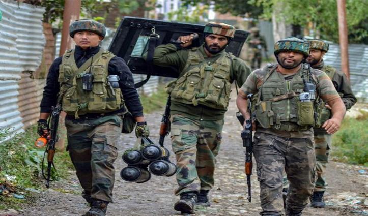 J&K: बडगाम में सुरक्षाबलों ने ढेर किया एक आतंकी, एके-47 के साथ एक दहशतगर्द जिंदा गिरफ्तार