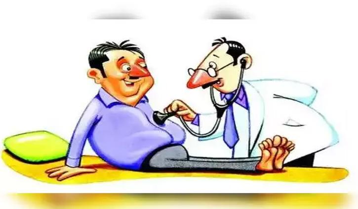 डॉक्टर पप्पू से – तुम्हें तो बहुत कमजोरी है…