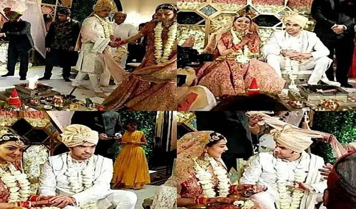 अभिनेत्री काजल अग्रवाल ने गौतम किचलू से की शादी: देखें इनसाइड Photos और वीडियो