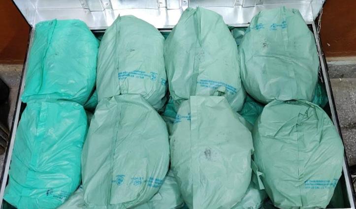 Kullu में पकड़ी 209 किलो भुक्की, Punjab के 2 लोग श्रीनगर से लाए थे खेप
