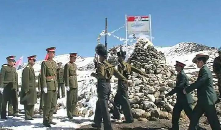 #China के साथ बॉर्डर पर सातवें दौर की वार्ता आज, सैनिकों को पीछे हटाने पर हो सकता है मंथन