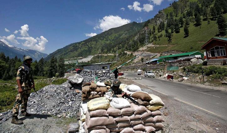#Ladakh के डेमचोक से पकड़ा चीनी सैनिक, जरूरी Document बरामद