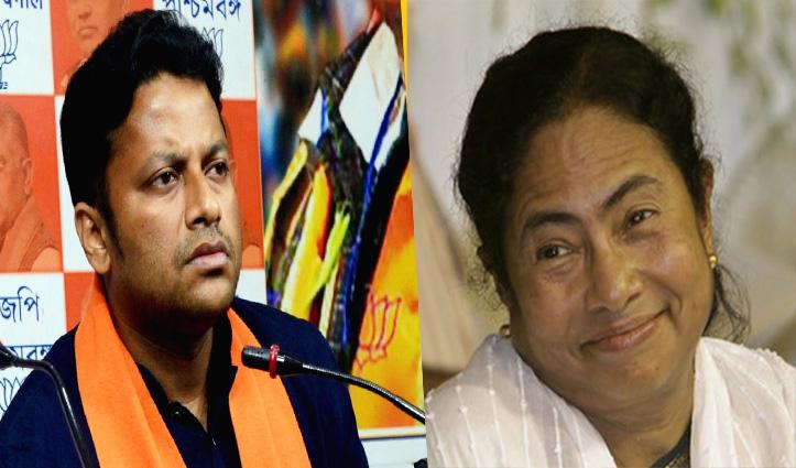 Covid-19 से पॉज़िटिव होने पर CM ममता को गले लगाने की धमकी देने वाले BJP नेता को हुआ कोरोना