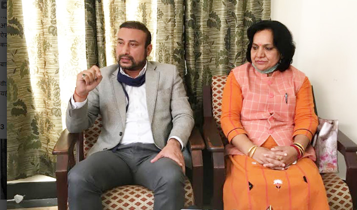 Mandi में सियासत गरमाई, Kaul की बेटी और पूर्व जिलाध्यक्ष ने Congress टिकट को जताई दावेदारी
