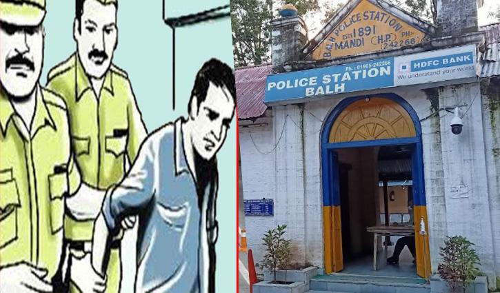 Mandi पुलिस की बड़ी कार्रवाई, Chitta की अब तक की सबसे बड़ी खेप बरामद, चार तस्कर धरे