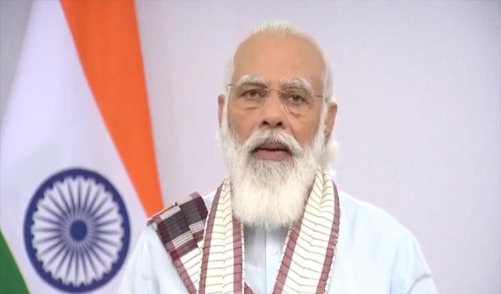 कोरोना काल में PM मोदी का 7वीं बार देश के नाम संबोधन; बोले- लॉकडाउन गया है, वायरस नहीं