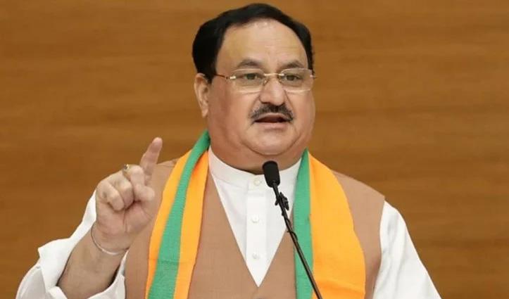 विजयादशमी पर #Punjab में जलाया गया PM मोदी का पुतला; नड्डा ने बताया राहुल निर्देशित ड्रामा!