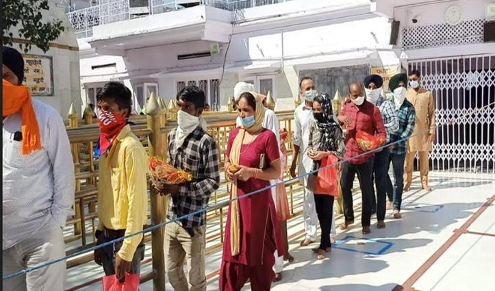 जानिए- आखिर सुबह 4 बजे ही क्यों खोलने पड़े Shri Naina Devi Temple के कपाट