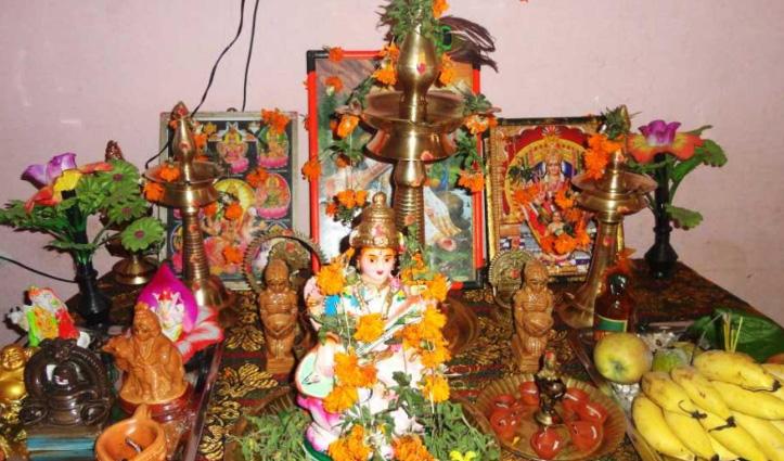 नवरात्र पूजा में रखेंगे इन वास्तु नियमों का ध्यान तो मिलेगा मां का आशीर्वाद