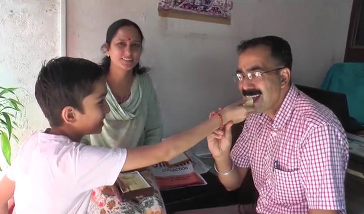 हमीरपुर के प्रवक्ता अजय शर्मा ने एक घंटा चालीस मिनट वृक्षासन कर बनाया World Record