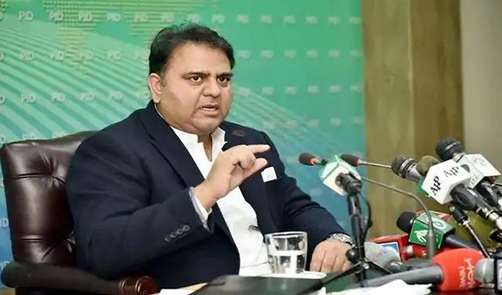#Pulwama हमले पर पाकिस्तानी मंत्री का कबूलनामा: बताया इमरान सरकार की उपलब्धि