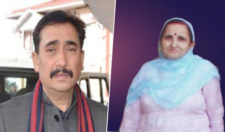 विस अध्यक्ष विपिन परमार ने Dr. Rajesh Sharma की माता के निधन पर जताया शोक