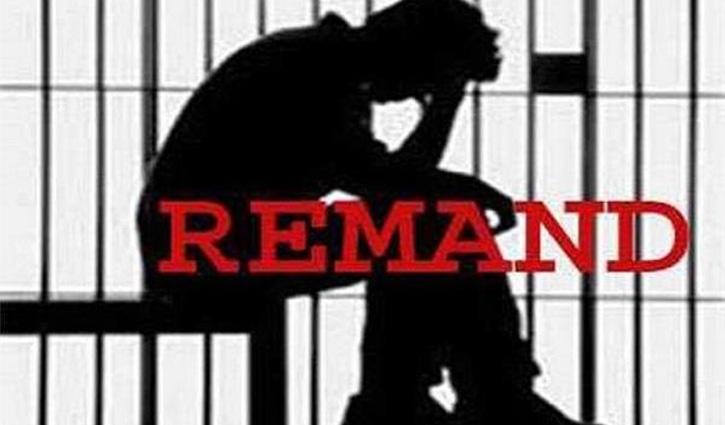 Una Gang Rape Case: तीन दिन के पुलिस रिमांड पर भेजे तीनों आरोपी