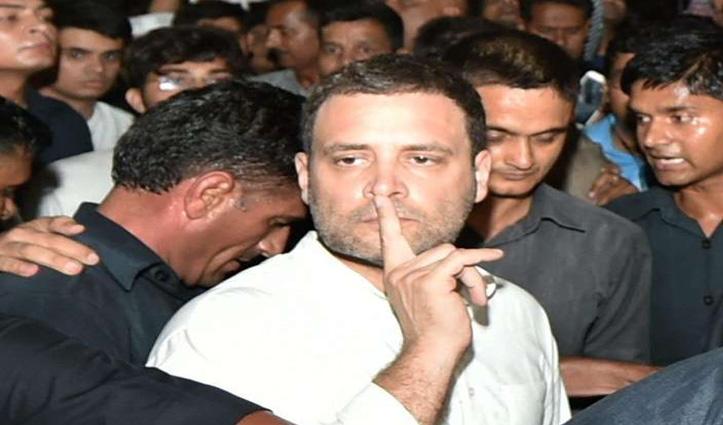 होशियारपुर रेप केस पर BJP भड़की: निर्मला ने राहुल गांधी की चुप्पी पर उठाए सवाल