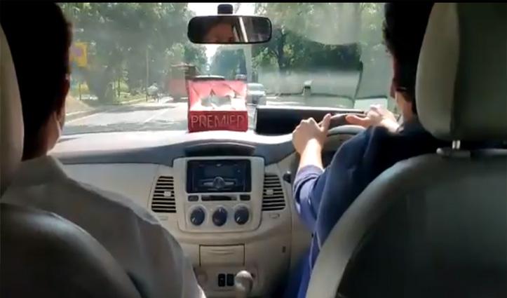 #Hathras जाने के लिए राहुल और प्रियंका गांधी समेत 5 नेताओं को मिली प्रशासन की इजाजत