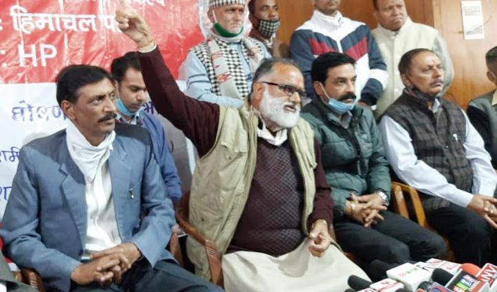 Rajan Sushant ने आखिर खोले पत्ते- #Himachal में नई पार्टी का ऐलान, क्या होगा नाम- जानिए