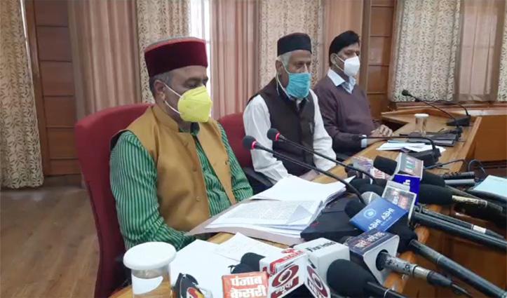कौल के बयान को डॉ सहजल ने बताया वाहियात, कांग्रेस शासनकाल में #Oxygen_Cylinder_Scam की होगी जांच