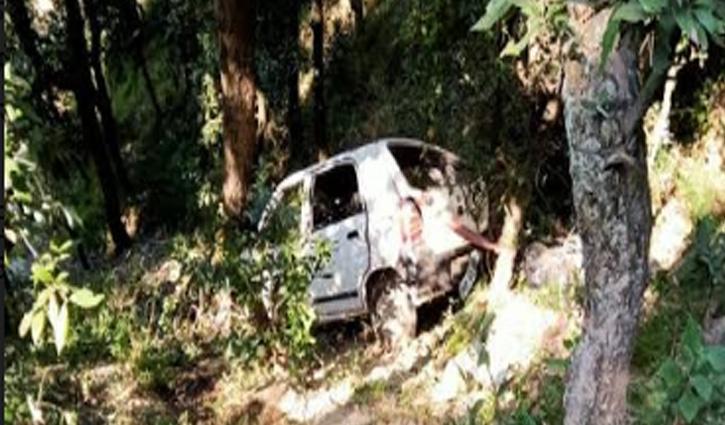 Gohar: रात को खाई में गिरी Car सुबह चला पता, एक की गई जान; एक गंभीर घायल