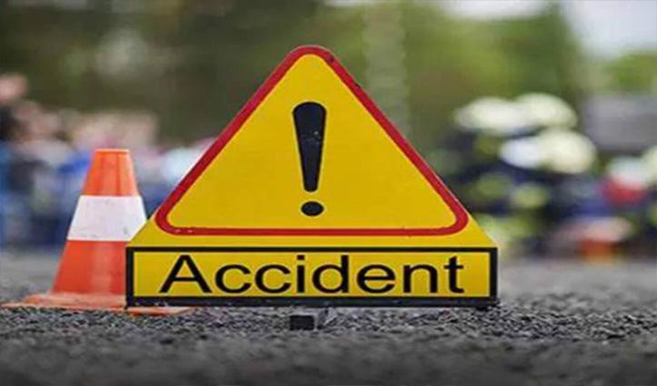 Sirmaur: राजगढ़ में खाई में लुढ़की Car, एक की गई जान; दूसरा गंभीर