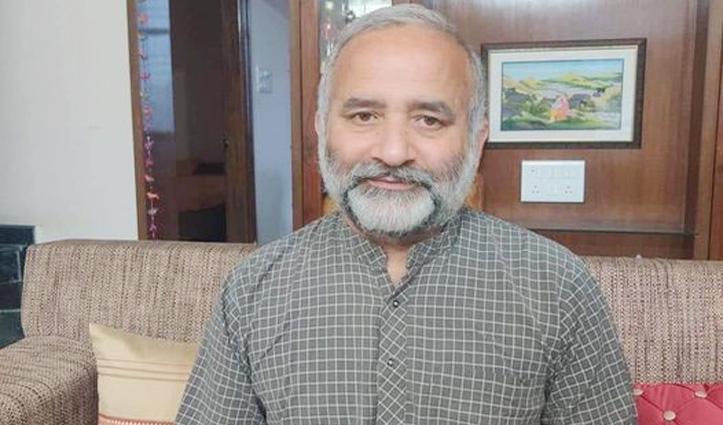 नहीं रहे #HP_Central_University के रजिस्ट्रार संजीव शर्मा, Heart Attack से हुआ निधन