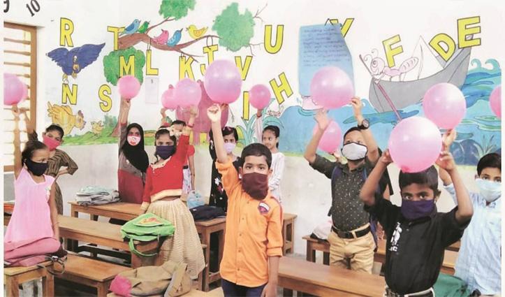 भारत के इस UT में Covid-19 के शून्य मामले; 11,000 छात्रों ने स्कूल जाना किया शुरू