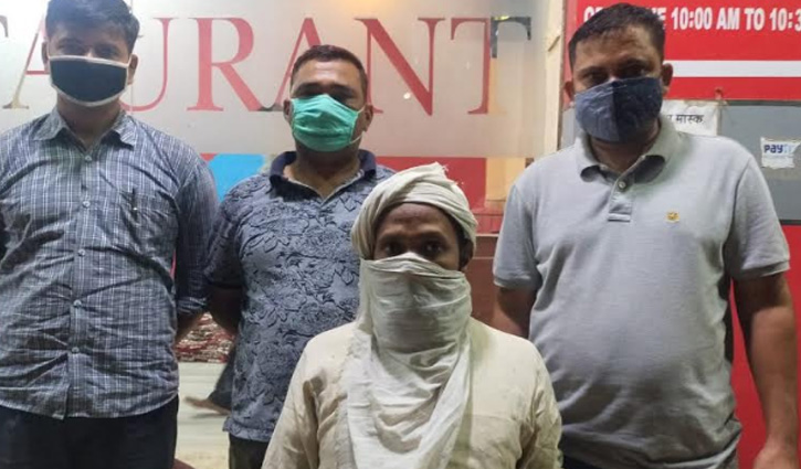 सड़क हादसे में भगौड़ा आरोपी आठ साल बाद गाजियाबाद से Arrest, पुलिस रिमांड पर भेजा