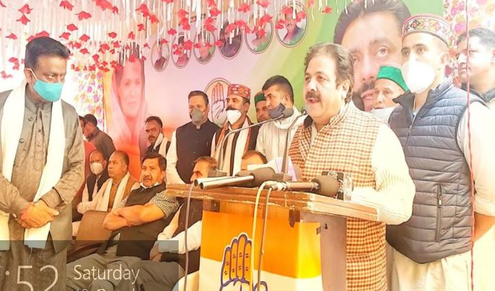 #Mandi में कांग्रेस टिकट को लेकर राजीव शुक्ला ने कह दी बड़ी बात- जानने को पढ़ें खबर